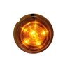 Sidomarkering Viking orange 6 LED orange lins