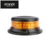 Varningsljus Slim Beacon Amber 12-30V DC