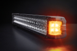 Side Shooter YETI LED bar 24tum 120W