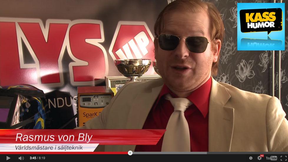 Kass Humor - Rasmus von Bly